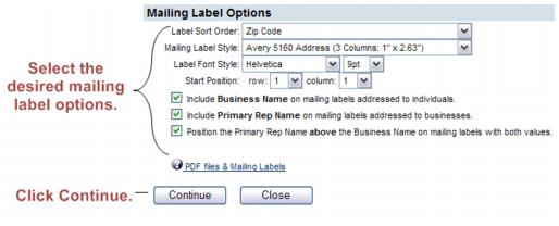 Emails Letters and Mailing Lists-Create Mass Mailing Labels-Communication.1.015.4.jpg
