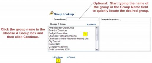 Emails Letters and Mailing Lists-Selections for adding group members-Communication.1.054.4.jpg