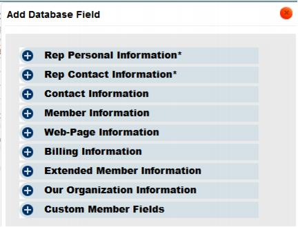 Emails Letters and Mailing Lists-Inserting a database field-Communication.1.043.5.jpg